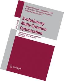 Evolutionary Multi-Criterion Optimization 4th International