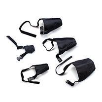 EWIN 1SET of 5PCS Breathable Safety Small Medium Large Extra