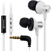 Alpatronix EX100 In-Ear Headphones with Mic/Control for
