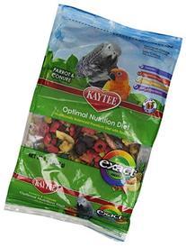 Kaytee Exact Fruity Rainbow Bird Food for Parrots and