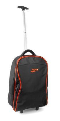 "DURAGADGET Black ""Travel"" Lightweight Laptop Travel Wheely"