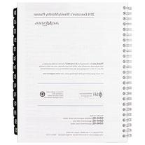 DayMinder Weekly / Monthly Planner Refill 2016, for G545, 6-
