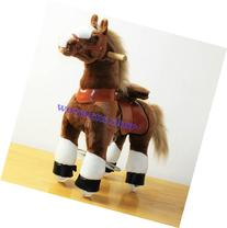 Exercising PONYCYCLE Ride On Horse for Children 3 to 5 Years