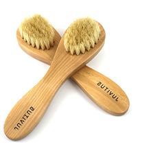 JUVITUS® 2-Pack Extreme Exfoliating Face Brush: Natural