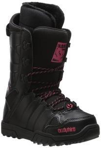 ThirtyTwo Exit Snowboard Boot - Women's Black, 7.0
