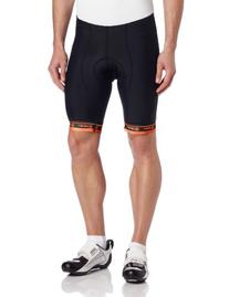 Canari Cyclewear Men's Exo Shorts, Lava, Large