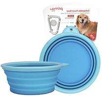 Prima Pet Expandable / Collapsible Silicone Food & Water
