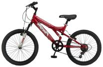 Pacific Boy's Exploit Mountain Bike, Red, One Size