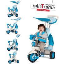 smarTrike Explorer 5-in-1 Baby Trike- Blue
