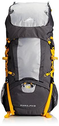 High Sierra Explorer 55 Internal Frame Pack, Mercury/Ash/