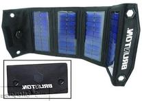 Brunton Explorer foldable compact solar panel charger USB