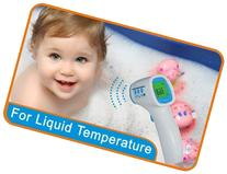 ExSky Infrared Thermometer - Medical and Home Use Infrared