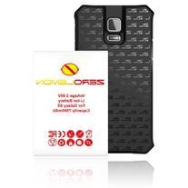ZeroLemon® 7500mAh Extended + NFC Battery Combo for Samsung