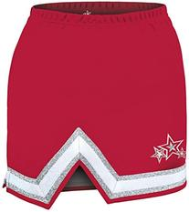 Extension Skirt Red Youth X-Small