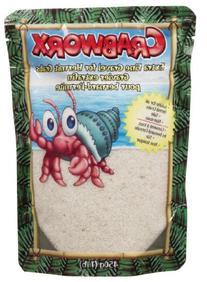Crabworx Extra Fine Gravel 1-Pound, White