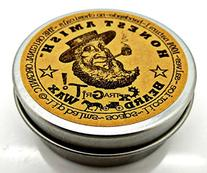 Honest Amish Extra Grit Beard Wax - Natural and Organic -