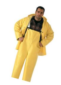 Extra-Large Yellow Jacket Overall Suit