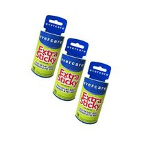Evercare Extra Sticky Roller Refill, 180 Sheets
