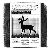 Extra-Strength Deer & Animal Fence Netting 7 x 100 Feet,