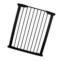 Cardinal Gates Extra Tall Premium Pressure Gate, Black