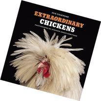 Extraordinary Chickens 2016 Wall Calendar