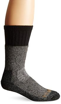 Carhartt Men's Extremes Cold Weather Boot Socks,  Brown,