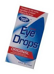 Family care Eye Drops