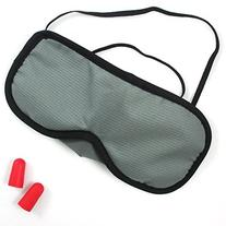 Swiss Gear Eye Shades Earplugs Mask Travel Sleep Sleeping