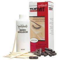 Eyebrow Tint Kit Professional 20 Applications Dark Bronw