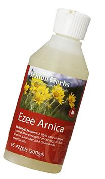 HILTON HERBS  Ezee Arnica gel 200 ml