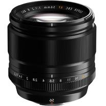 Fujifilm 56mm f/1.2 XF R Lens with 3 UV/CPL/ND8 Filters Kit