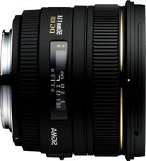 Sigma 50mm f/1.4 EX DG HSM Lens for Canon Digital SLR