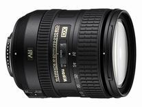 Nikon AF-S DX NIKKOR 16-85mm f/3.5-5.6G ED Vibration