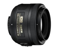 Nikon AF-S DX NIKKOR 35mm f/1.8G Lens with Auto Focus for