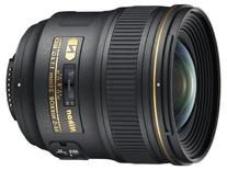 Nikon AF-S FX NIKKOR 24mm f/1.4G ED Fixed Zoom Lens with
