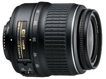 Nikon AF-S DX NIKKOR 18-55mm f/3.5-5.6G ED II Zoom Lens with