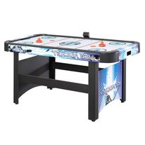 Hathaway Face-Off Air Hockey Table with Electronic Scoring-5