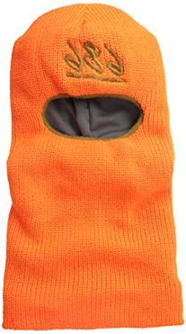 686 Men's Full Face Balaclava, Safety Orange, One Size