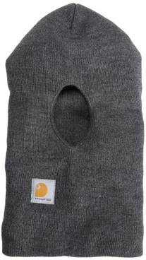 Carhartt Men's Face Mask,Charcoal Heather,One Size