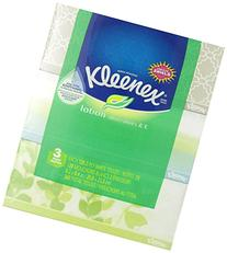 Kleenex Facial Tissue with Lotion, 120 ct