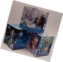 NEW DISNEY FROZEN FACIAL TISSUE 85ct Bed Bath Decorative