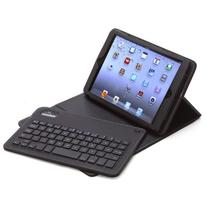 Aduro FACIO Case with Bluetooth Removable Keyboard for Apple