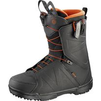 Salomon Snowboards Faction Snowboard Boot - Men's Black/