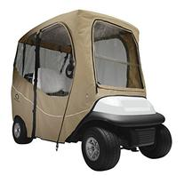 Classic Accessories Fairway Golf Cart Deluxe Enclosure,