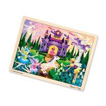 Fairy Fantasy Wooden Jigsaw Puzzle