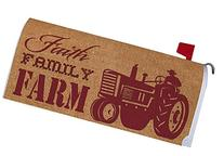 Custom Decor Faith Family Farm Mailbox Cover