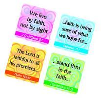 Carson Dellosa Christian Faith Verses Stickers