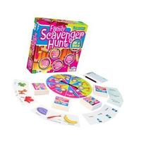 Kid's and Family Party Game - Scavenger Hunt - Family