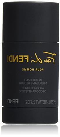 Fendi Fan Di Pour Homme Deodorant Stick for Men, 2.7 Ounce