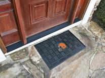 "Fan Mats NFL Cleveland Browns Medallion Door Mat 18"" x 30"